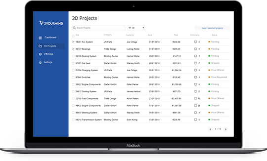 Automate Order and Customer Management