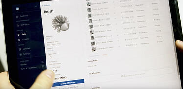 Erpro using Agile MES to track Chanel Mascara Brush Production