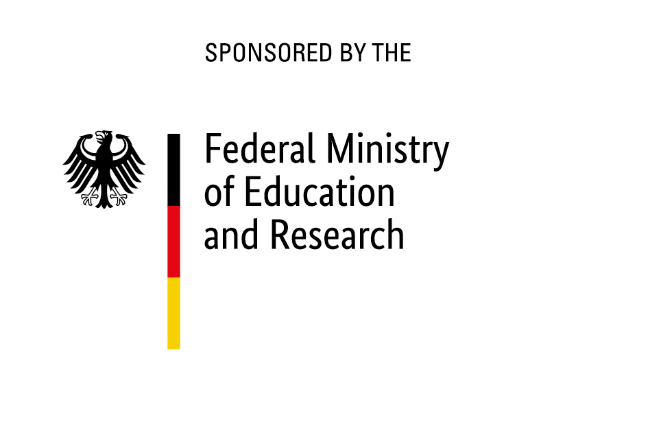 German Federal Ministry of Education and Research (BMBF) Logo