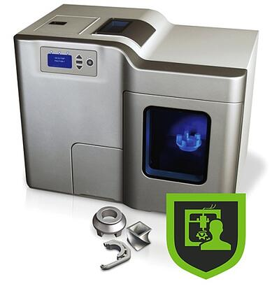 Identify3D Authenticate 3D-printer