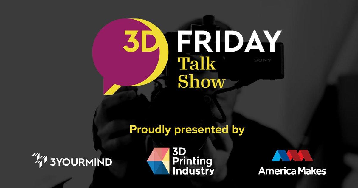 3D Friday Talk Show