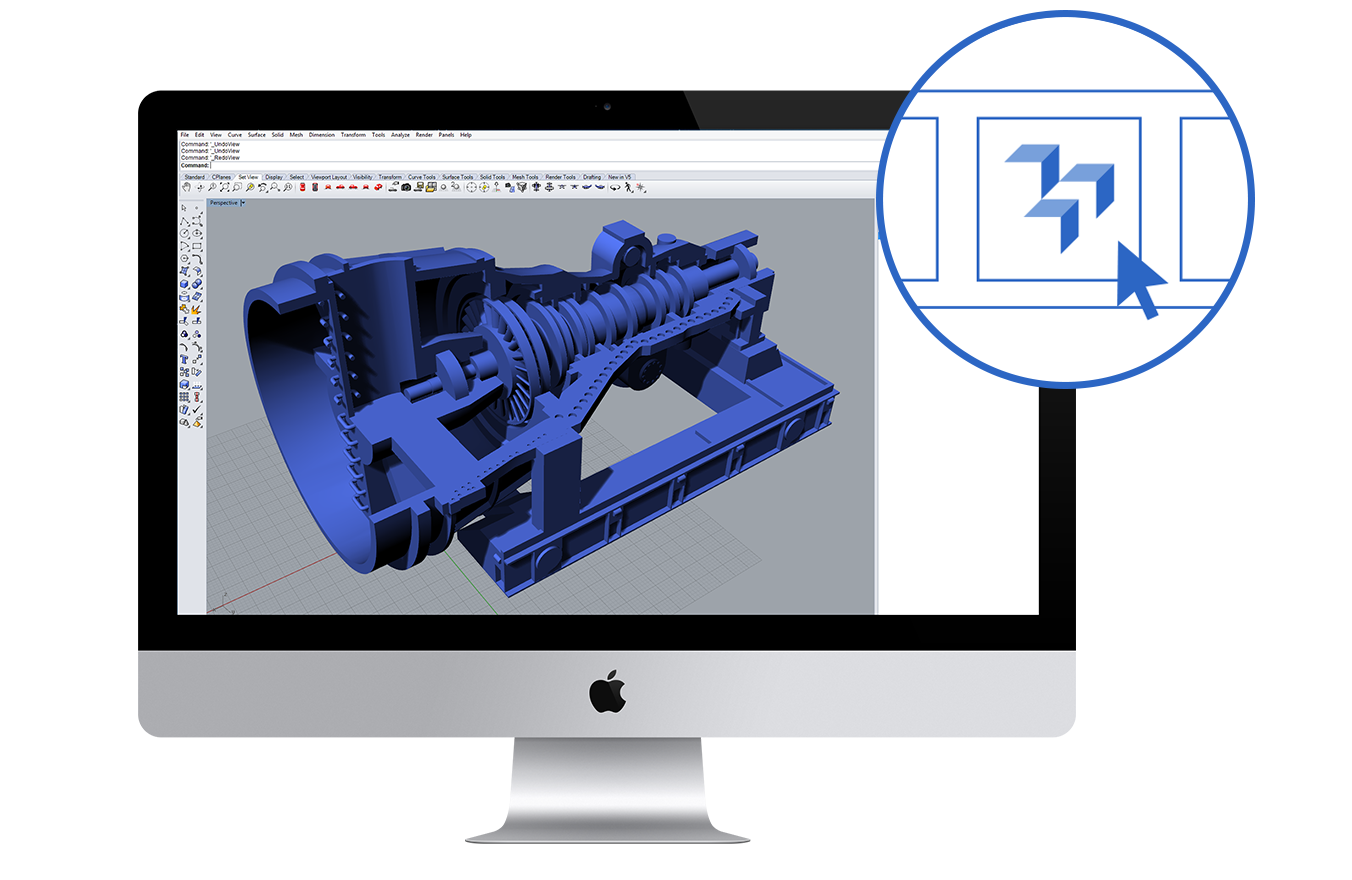 3d printing from cad with a click 3yourmind Free cad software for 3d printing