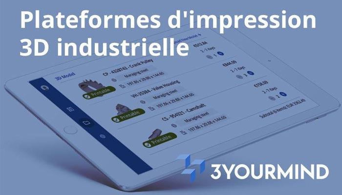 3YOURMIND Opens French Office To Support the Growth of their 3D Printing Industry