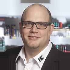 Norman Koerschulte, Rapid3D, angetrieben von E/D/E und 7 seiner Mitgliedsunternehmen