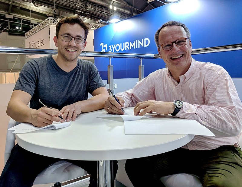 Additive Manufacturing veteran Stefan Ritt will join 3YOURMIND as Head of Global Marketing