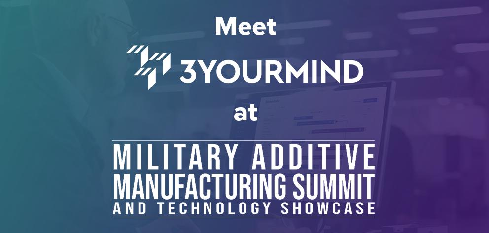 Military Additive Manufacturing Summit logo