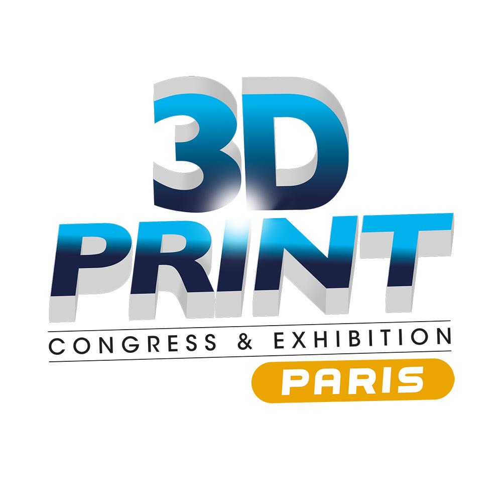 3D Print Paris 2021 logo