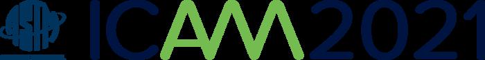 ICAM 2021 logo