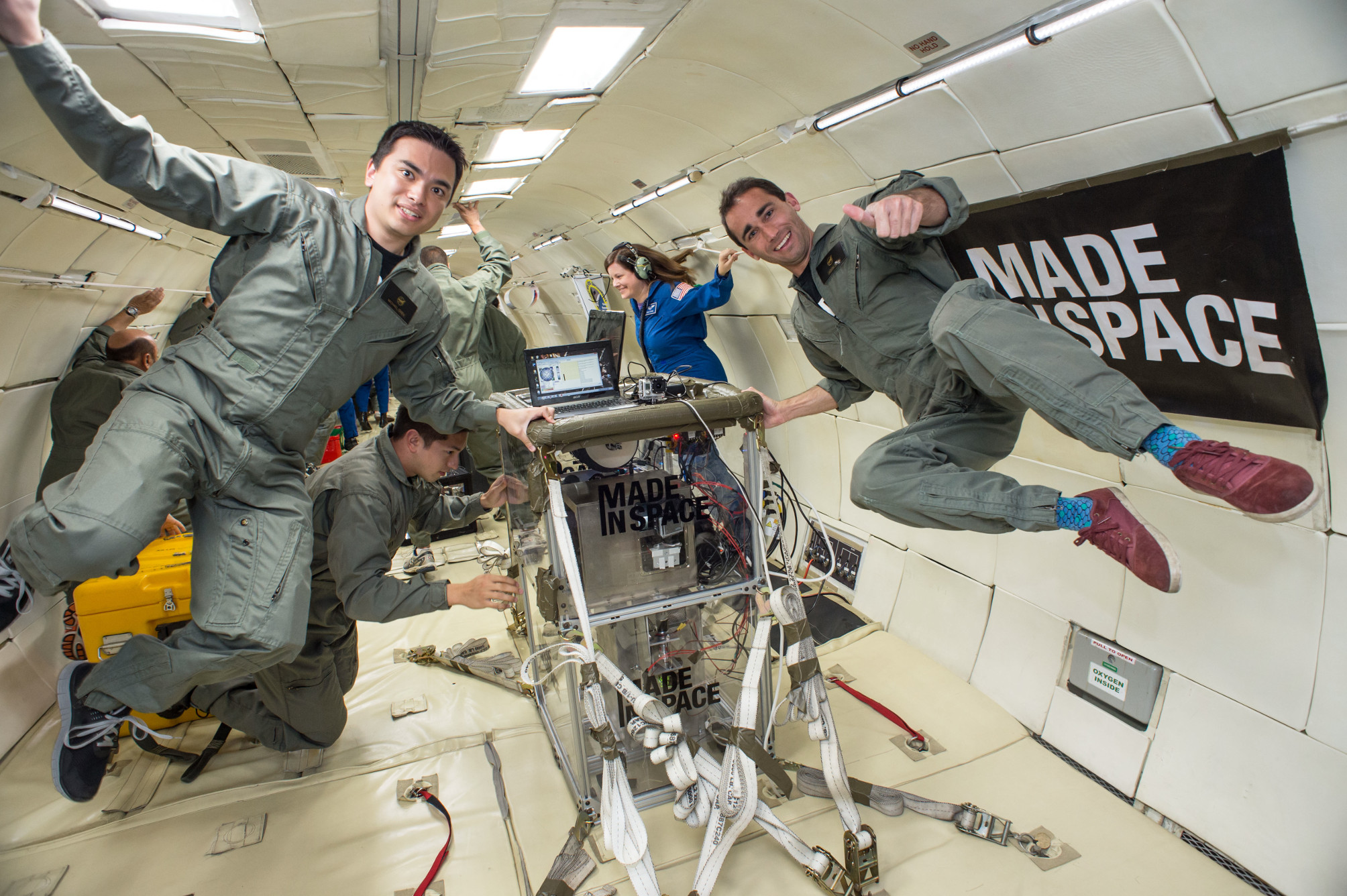 3D Printing on the ISS: Perspectives from Made in Space