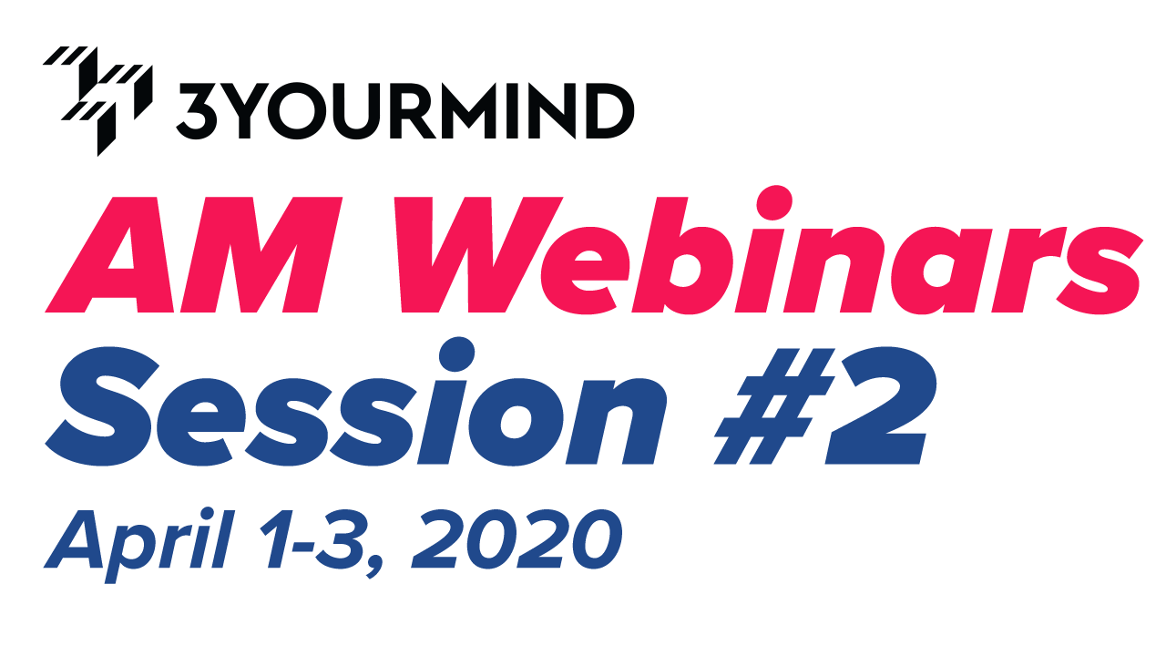 AM Webinare Session #2 logo