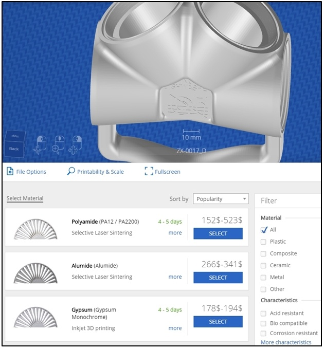 Now Solid Edge users can repair 3D files, analyze and optimize for 3D printing with one click.