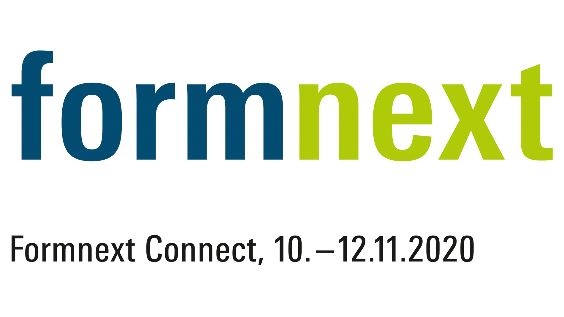 Formnext Connect 2020 logo