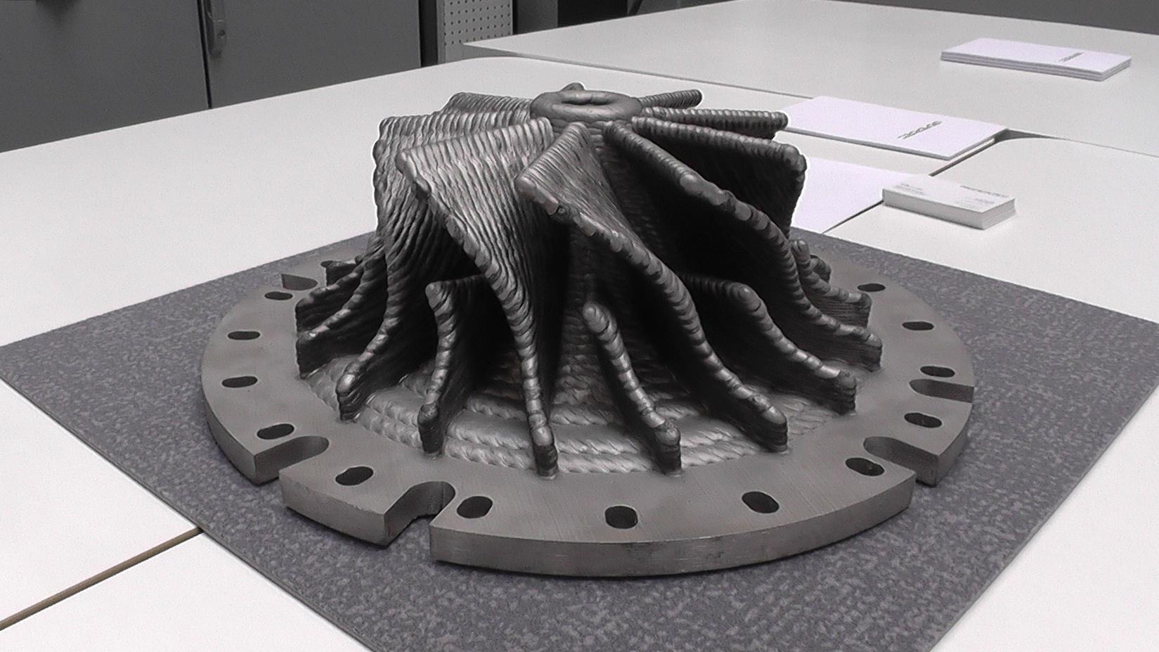 metal Printed part